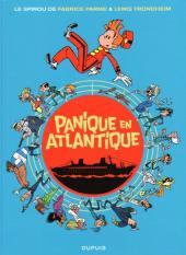 Spirou et Fantasio (Une aventure de.../Le Spirou de...) -6a- Panique en Atlantique