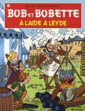 Bob et Bobette -314- À l'aide à Leyde