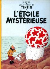 Tintin (Historique) -10C2- L'étoile mystérieuse