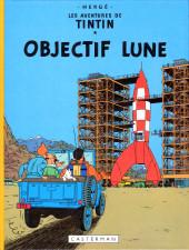 Tintin (Historique) -16C3- Objectif lune