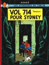 Tintin (Historique) -22C8- Vol 714 pour Sydney