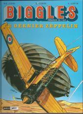 Biggles -7a- Le dernier Zeppelin