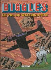 Biggles -5a- Le Vol du Wallenstein
