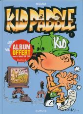 Kid Paddle -1Pub2- Jeux de vilains