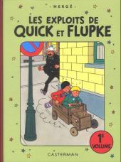 Quick et Flupke (Les Exploits de) (intégrale) -1- 1e volume