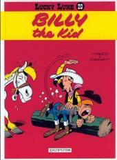 Lucky Luke -20Pub- Billy the Kid