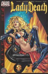 Lady Death : Alive (2001) -4- Dark matters