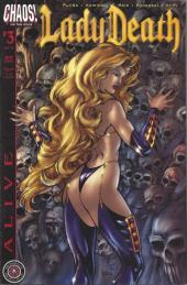 Lady Death : Alive (2001) -3- Eater of souls