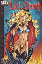Lady Death : Alive (2001) -2- Hearts in darkness