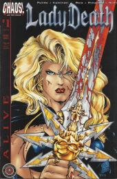 Lady Death : Alive (2001) -1- Alive