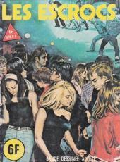 Histoires noires (Elvifrance) -26- Les escrocs