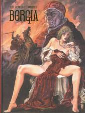 Borgia (Jodorowsky/Manara) -INT- Intégrale