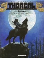 Thorgal (Les mondes de) - Louve -1- Raïssa