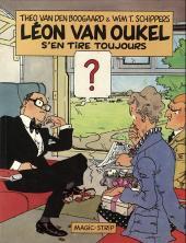 Léon-la-terreur (Léon Van Oukel) -0'- Léon van oukel s'en tire toujours