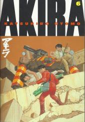 Akira (2000) -6- Book six