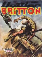 Battler Britton (Imperia) -92- Dans la fureur du combat (2)