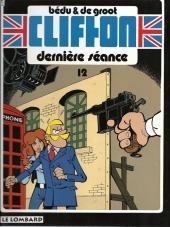 Clifton -12b- Dernière séance