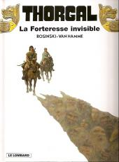 Thorgal -19a04- La Forteresse invisible