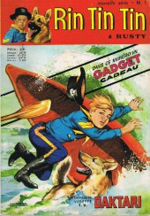 Rin Tin Tin & Rusty (2e série) -1- La montagne qui tremble