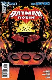 Batman and Robin (2011) -2- Bad blood