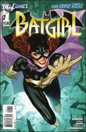 Batgirl (2011) -1- Shattered