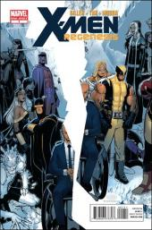 X-Men: Regenesis (2011) - Whose side are you on ?