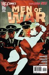 Men of war Vol.2 (DC comics - 2011) -2- (sans titre)
