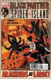 Black Panther: The Most Dangerous Man Alive! (2011) -524- Spider-island
