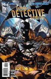 Detective Comics (2011) -2- Playtime's over