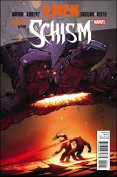 X-Men: Schism (2011) -5- Schism