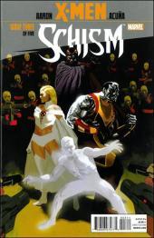 X-Men: Schism (2011) -3- Schism