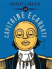 Le capitaine écarlate -b10- Le Capitaine écarlate