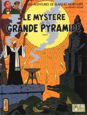 Blake et Mortimer -5c00- Le Mystère de la Grande Pyramide - Tome 2