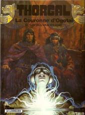Thorgal -21a04- La Couronne d'ogotaï
