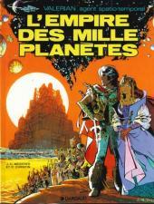 Valérian -2c1994- L'empire des mille planètes