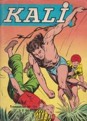 Kali -121- Retour dans la vallée des monstres