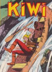 Kiwi -292- École de guerre !