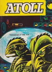 Atoll -116- Blowfish