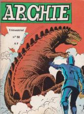 Archie (Jeunesse et Vacances) -50- Le secret du galion
