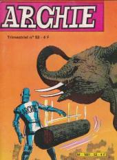 Archie (Jeunesse et Vacances) -53- La bête hurlante