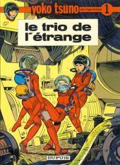 Yoko Tsuno -1b80- Le trio de l'étrange