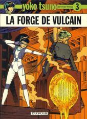 Yoko Tsuno -3b80- La Forge de Vulcain