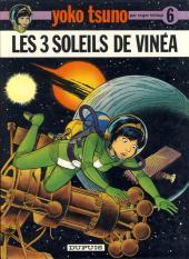 Yoko Tsuno -6a1980- Les 3 soleils de Vinéa