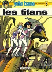 Yoko Tsuno -8a80- Les titans