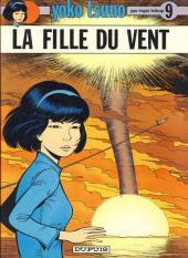 Yoko Tsuno -9a79- La fille du vent