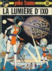 Yoko Tsuno -10a80- La lumière d'Ixo