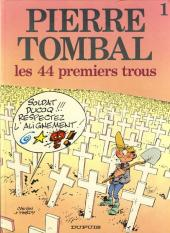 Pierre Tombal -1a1988- Les 44 premiers trous