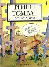 Pierre Tombal -4a1988- Des os pilants