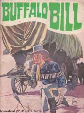 Buffalo Bill (Jeunesse et Vacances) -21- Le calumet de guerre