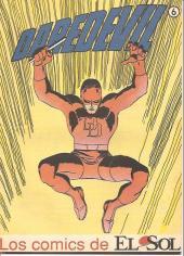 Comics de El Sol (Los) -6- Daredevil